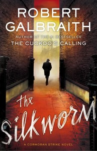 The Silkworm J.K. Rowling Robert Galbraith Secondo capitolo del Richiamo del Cuculo