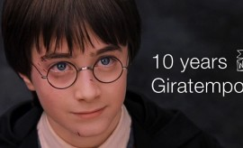 10 years with GiratempoWeb Harry Potter